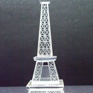G1-533 - Eiffel Tower Crystal (21 cm)-0