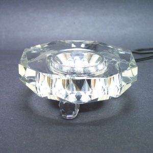 G3-904 - L/U Diamond Cut Crystal Base w/Adapter-0