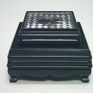G3-907 - B/O L/U Plastic Square Black Base-0