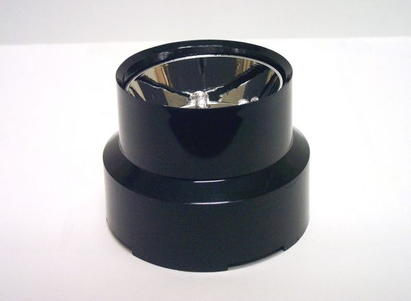 G3-911 - B/O Crystal Art Base (Black) (for Round Bottom Crystals Only) -0