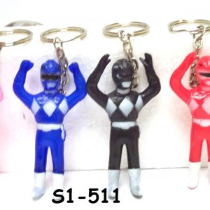 S1-511 - Sonic Ranger Key-Chains 36/DL-0