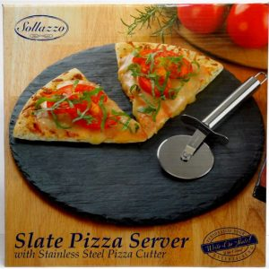 K1-113 - 2 pc. Pizza Serving Plate-0