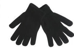 "F1-108 - ""Magic"" Gloves (Black)-0"