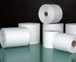 "ZMS-25 - 3 1/8 ""x 225' Thermal Paper Roll (55g)-0"