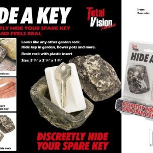 K1-755 - 'Hide A Key' Rock-0