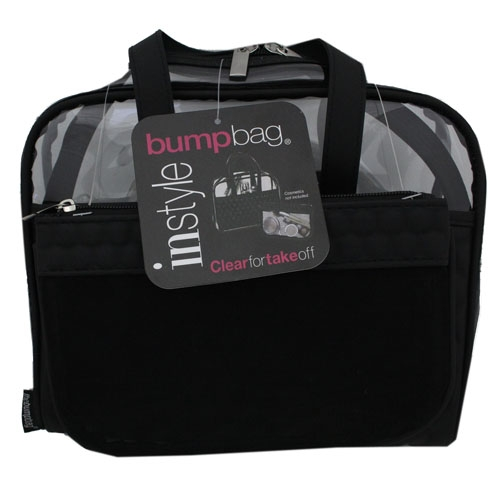 F1-540 - 2 pc. Cosmetic 'Bump' Bag Set-0