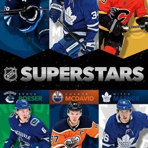 "P1-225 - 22"" X 34"" Laminated Board (NHL Superstars)-0"