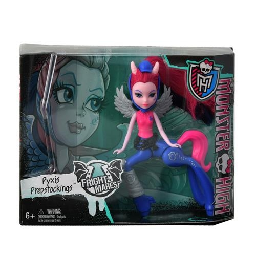 T2-246 - 'Monster High' Doll (Pyxis Prepstockings)-0