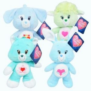 T3-6 - 'Care Bear' Plush Animals-0