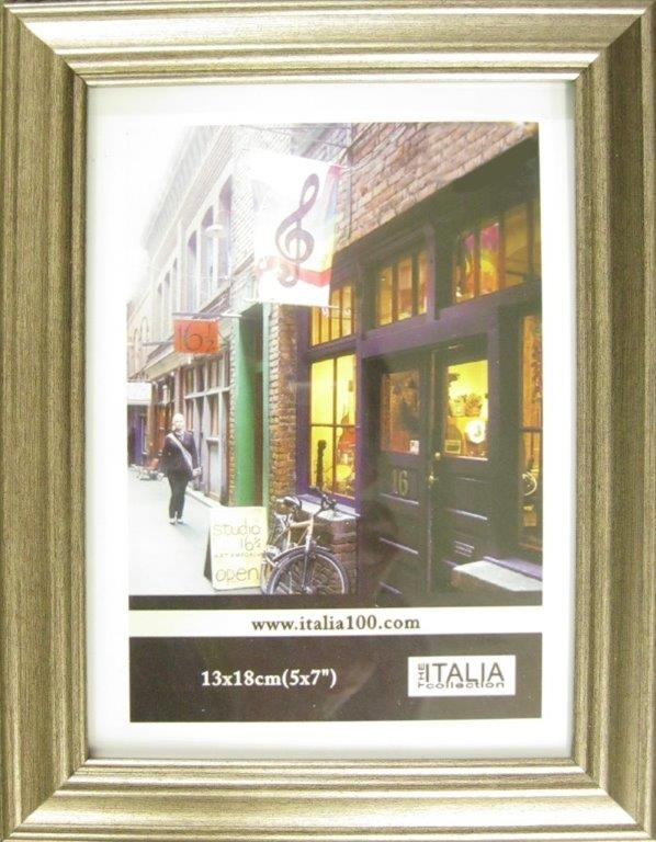 "P3-430 - 5"" X 7"" Copper Colour Frame-0"