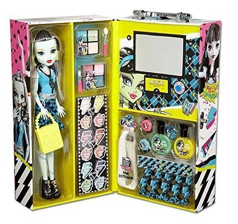 T2-249 - MH Frankie Stein Doll Beauty/Cosmetic Set-0