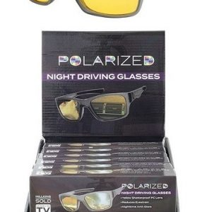 E1-308 - Polarized Night Driver Glasses (12/dl.)-0